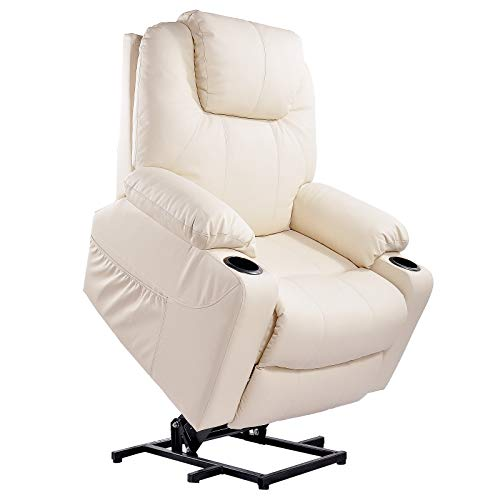 Furgle Power Lift Recliner Chair with Massage,...