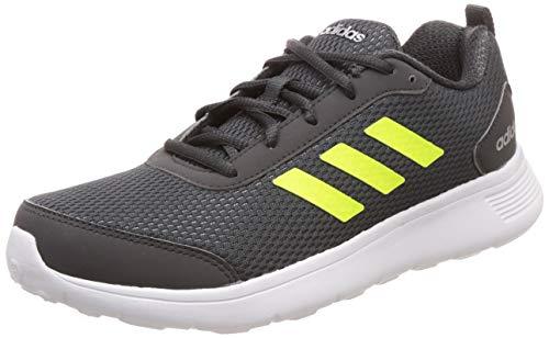 Adidas Men's Drogo M GRESIX/SILVMT/Syello Running Shoes-10 UK/India (44 EU) (CL4156_10)