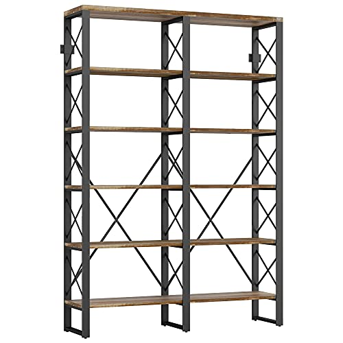 IRONCK Bookshelf Double Wide