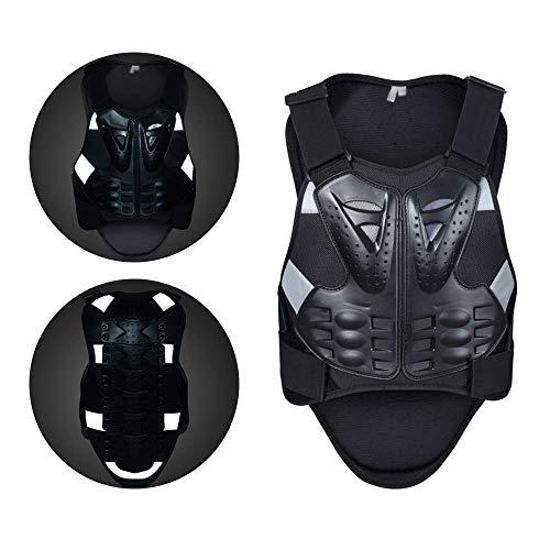 Y & Z Fietsen Schaatsen Snowboarden Rug Body Armour Motorfiets Full Body Armor met Borst En Rugbescherming Motorfiets Mountain Protective Gear