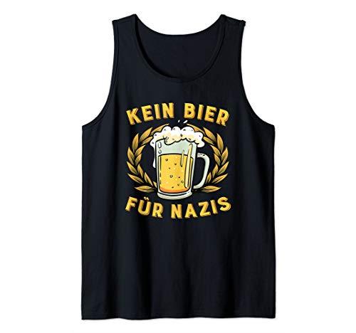 Kein Bier Für Nazis Aktion Gegen Rechts Tank Top