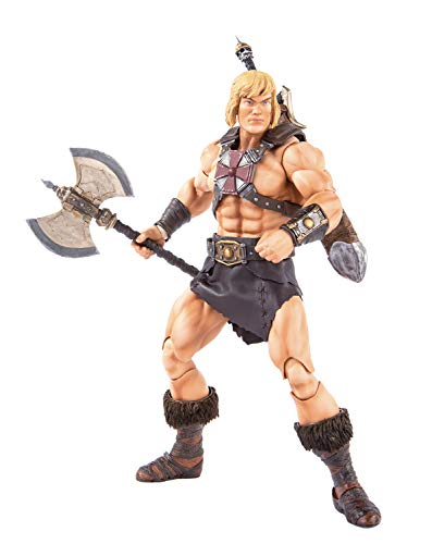 Mondo Masters of The Universe He-Man 1/6 Scale Figura de Acción