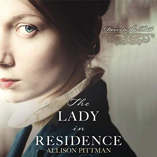 The Lady in Residence cover art