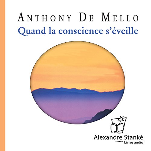 Quand la conscience s'éveille audiobook cover art