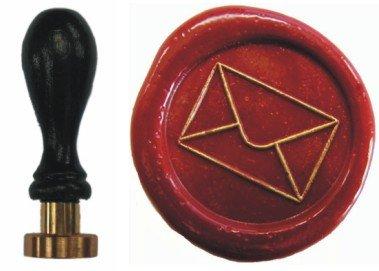 Siegel Stempel Petschaft Brief 24 mm