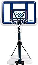 Lifetime 1306 Pool Side Height Adjustable Portable Basketball System, 44 Inch Backboard
