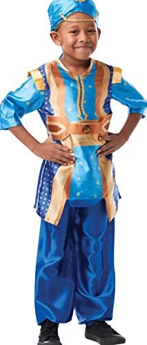 Rubie's offizielles Disney-Kostüm für Genie aus Aladdin, für Kinder
