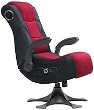 X Rocker 2.1 Sound Wireless Bluetooth 4 Speaker Video Gaming Chair with Pedestal Base..
