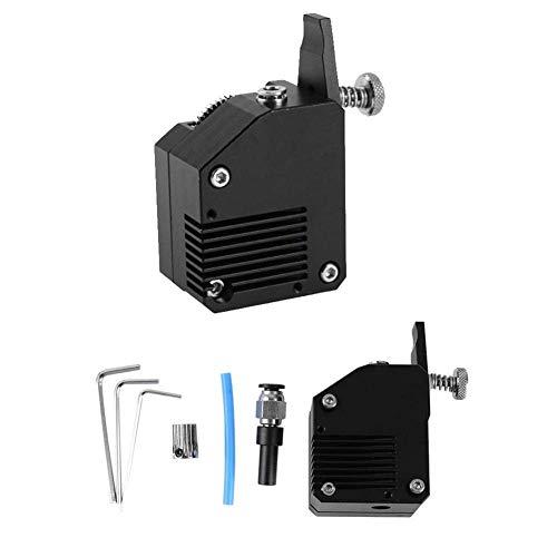 Durable Extrusora BMG de Tipo Derecho de Metal de Doble Engranaje NF Bowden Extrusora para Impresora 3D Prusa I3