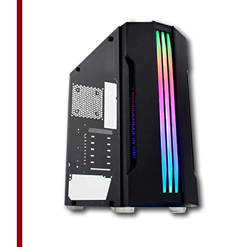 Pc Gamer Intel Core i7, 16GB RAM DDR3, GT 730 4GB, SSD 480GB, Fonte 500w, Gabinete com LED-
