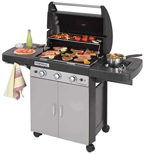 Campingaz 3 Series Classic LS Plus Gas Grill, Black