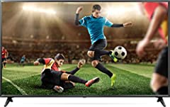 LG Electronics 65UM7050PLA 164 cm (65 inch) UHD TV (4K, Triple Tuner (DVB-T2/T,-C,-S2/S), Active HDR, 50 Hz, Smart TV) [Modeljaar 2020]*