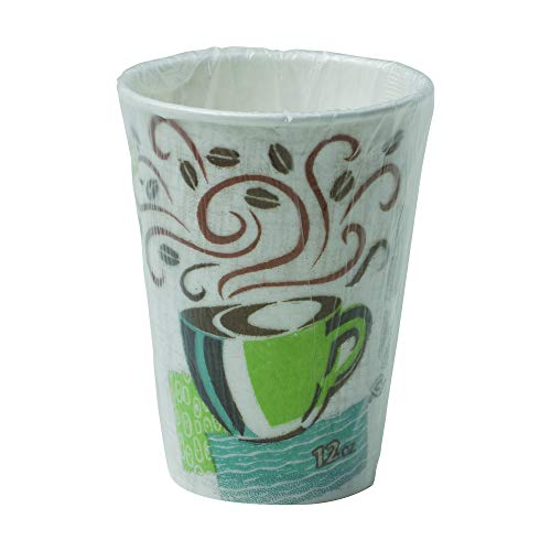 Dixie - 5342CDWR PerfecTouch Insulated Paper Hot Coffee Cup