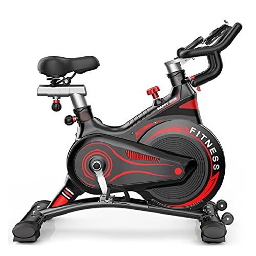 HMBB Bicicletas estáticas y de spinning, Bicicletas de ejercicio, bici de ciclo indoor, pelotón de bicicletas, bicicletas estacionarias, bicicleta de spinning, Hogar, Mute magnetrón, la bicicleta está ✅