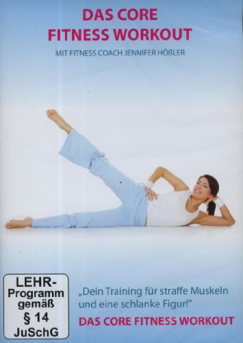 Das Core Fitness Workout - Straffe Muskeln und eine schlanke Figur [Alemania] [DVD]