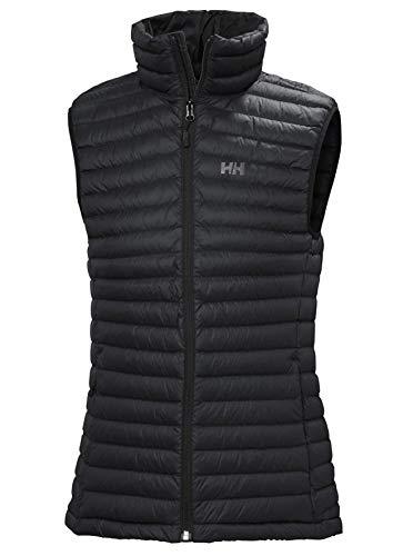 Helly Hansen W Sirdal Insulator Vest Chaqueta, Mujer, Black, XL