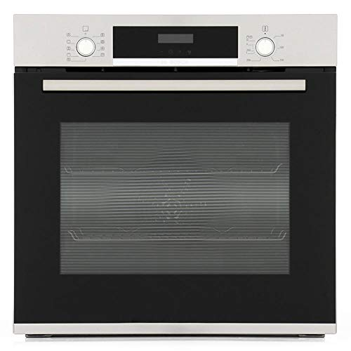 Bosch Series 4 HBS573BS0B Stainless Steel, Pyrolytic Built-In Oven...
