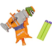 NERF Fortnite RL MicroShots Dart-Firing Toy Blaster and 2 Official Elite Darts