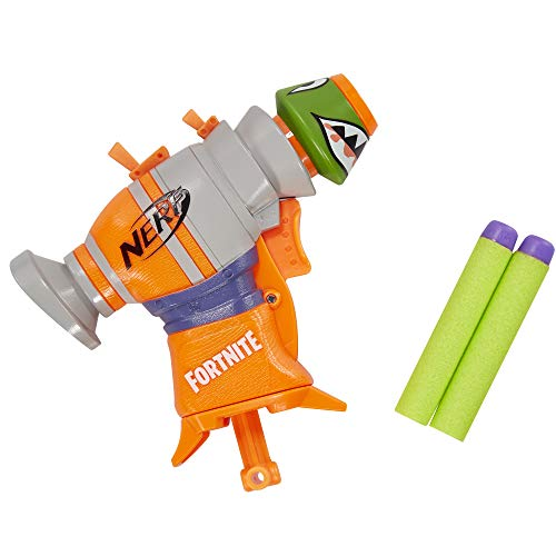 NERF Fortnite RL MicroShots Dart-Firing Toy Blaster Now $5.39