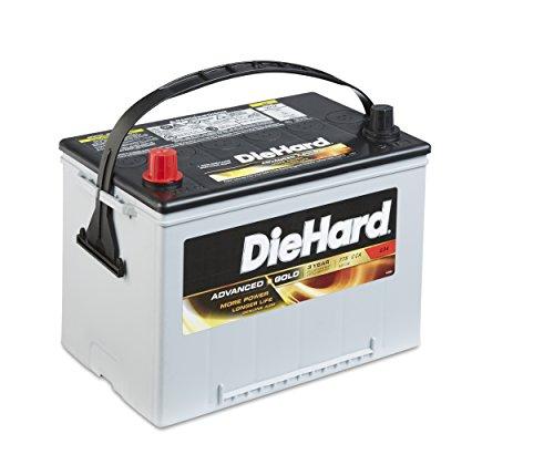 DieHard 38232 Advanced Gold AGM Battery