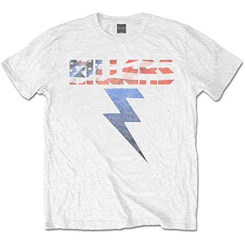 T-Shirt (Unisex Xl)Bolt White