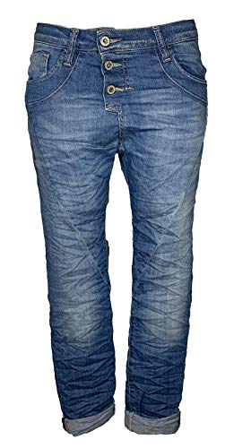 Please Now Damen Jeans Blue Denim L (35-36)