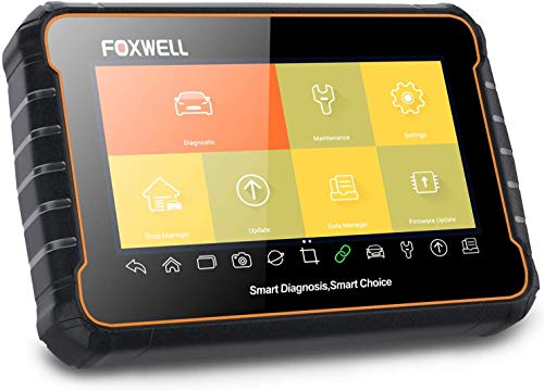 Buy Bargain FOXWELL GT60 Plus Bi-Directional OBD Android Tablet Scan Tool OE-Level Advanced All System Diagnostics with All Needed Service Functions ABS Auto Bleed/TPMS Programming/Odometer/SAS/BRT