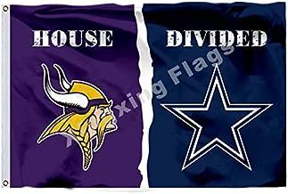 Minnesota Vikings & Dallas Cowboys