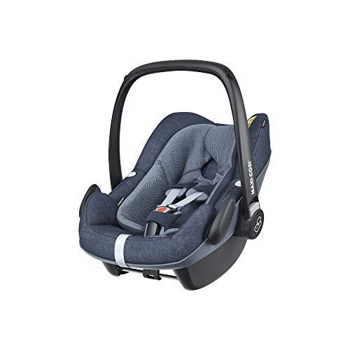 Maxi-Cosi Pebble Plus Babyschale, sicherer Gruppe 0+ i-Size Kindersitz (0-13 kg), nutzbar ab der Geburt bis...