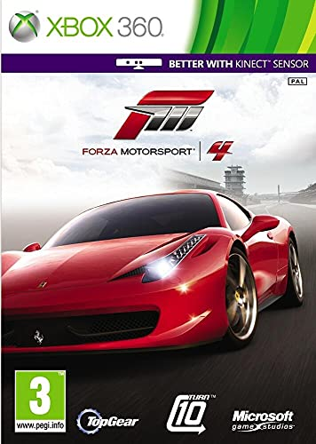 Forza motorsport 4 (jeu Kinect) [Importación francesa]