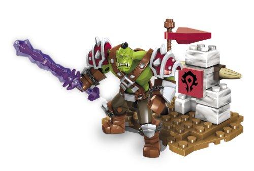 Mega Bloks 91003 - World Of Warcraft Ragerock, Horde Orc Warrior