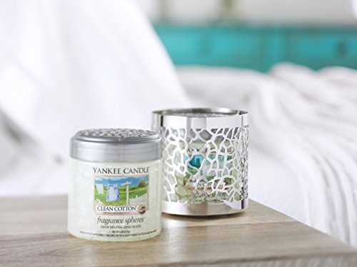 Yankee Candle Fragrance Spheres, Cotone Pulito