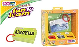 "New Boy Fun To Learn - Talking Flash Cards ""The Nature"" (NB904341)"