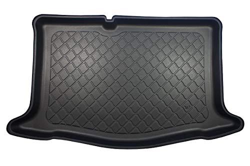 MDM Kofferraumwanne Micra (K14) 03.2017-, Kofferraummatten Passgenaue mit Antirutsch, Passend für alle Versionen, cod. 7477