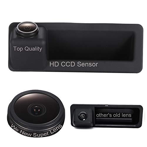 Griffleiste Kofferraumgriff Auto 1280*720 Pixel 1000TV Linien Starlight HD Kameraobjektiv Wasserdicht Weitwinkel Rückfahrkamera für BMW E60 E61 E70 E71 E72 E82 E88 E84 E90 E91 E92 E93/1 3 5 X5 X6 X1