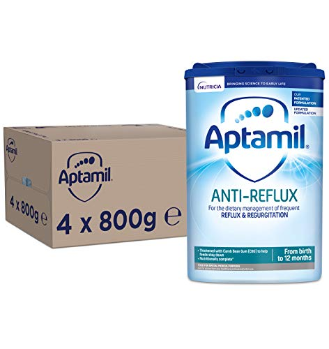 Aptamil Anti-Reflux From Birth 800 g, Pack Of 4