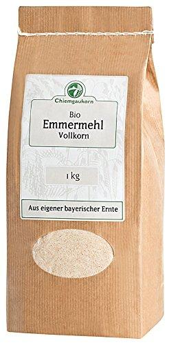 Chiemgaukorn Bio Emmermehl Vollkorn 1 kg