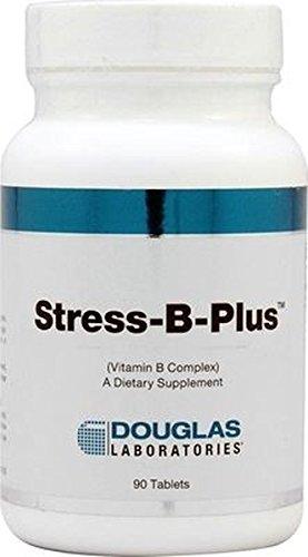 Stress-B-Plus Complejo De Vitaminas B 90 comprimidos de Douglas Laboratories