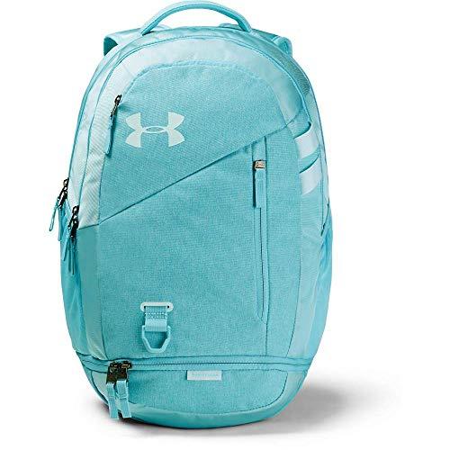 Under Armour Hustle 4.0 1342651-425; Unisex backpack; 1342651-425; One size EU ( UK), Blue Haze (425)/ Rift Blue