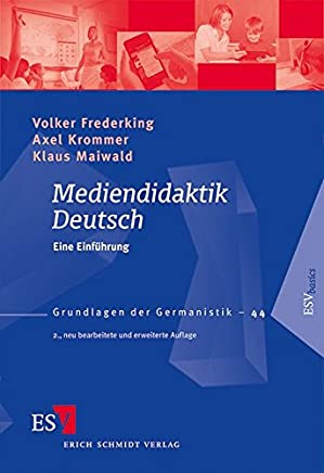 Mediendidaktik Deutsch: Eine Einführung