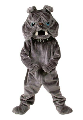 Alinco Bulldog Mascot Costume