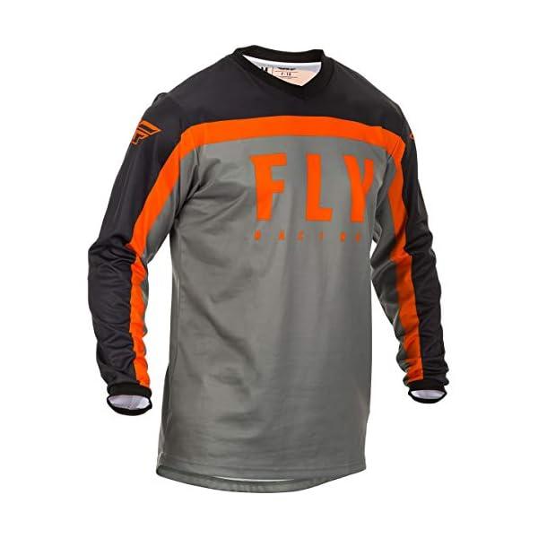 Cycling Jerseys Fly 2020 F-16 Motocross Jersey – Navy/Blue/White