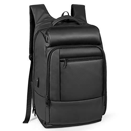 NATURALIFE Mochila para portátil con bolsillo aislado  para equipaje  de seguridad