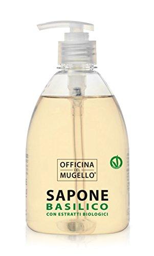 SAPONE LIQUIDO BASILICO 500 ml - OFFICINA DEL MUGELLO