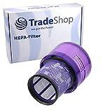 Trade-Shop Filtro HEPA para aspiradora Dyson V11 Cyclone Serie como V11 Absolute, Animal, Fluffy, Total Clean, Pro, Absolute Extra aspiradora / sustituye a 970013-02