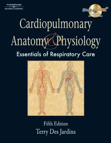 Bundle: Cardiopulmonary Anatomy & Physiology, 5th + Workbook
