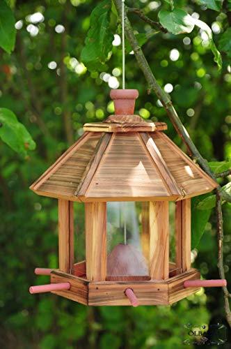 Vogelhaus Vogelhäuschen wetterfest gefla
