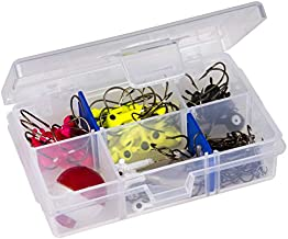 Flambeau Outdoors Tuff Tainer Fishing Tackle Tray Boxes (Includes Zerust Dividers) - Varying Sizes & Compartments