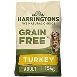 Harringtons Complete Grain Free Hypoallergenic Turkey & Sweet Potato Dry Dog Food 15kg
