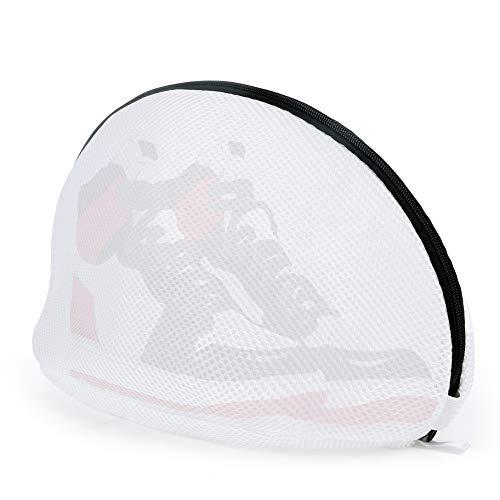 Eono by Amazon - Wäschenetz für Schuhe/Sneaker, Schuh-Wäschebeutel mit Reißverschluss für Waschmaschine Schuhnetz Schuhbeutel, Wäschesack Schutz Wäschenetze für Aufbewahrung und die Reise, 2 Pcs